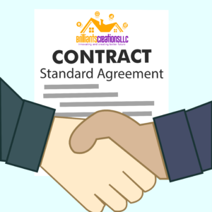 a design of a standard agreement for business